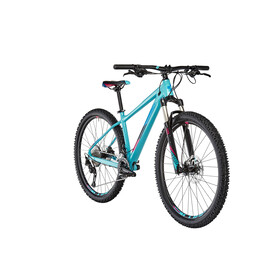 Cube Access WS SL MTB Hardtail Women blue/turquoise